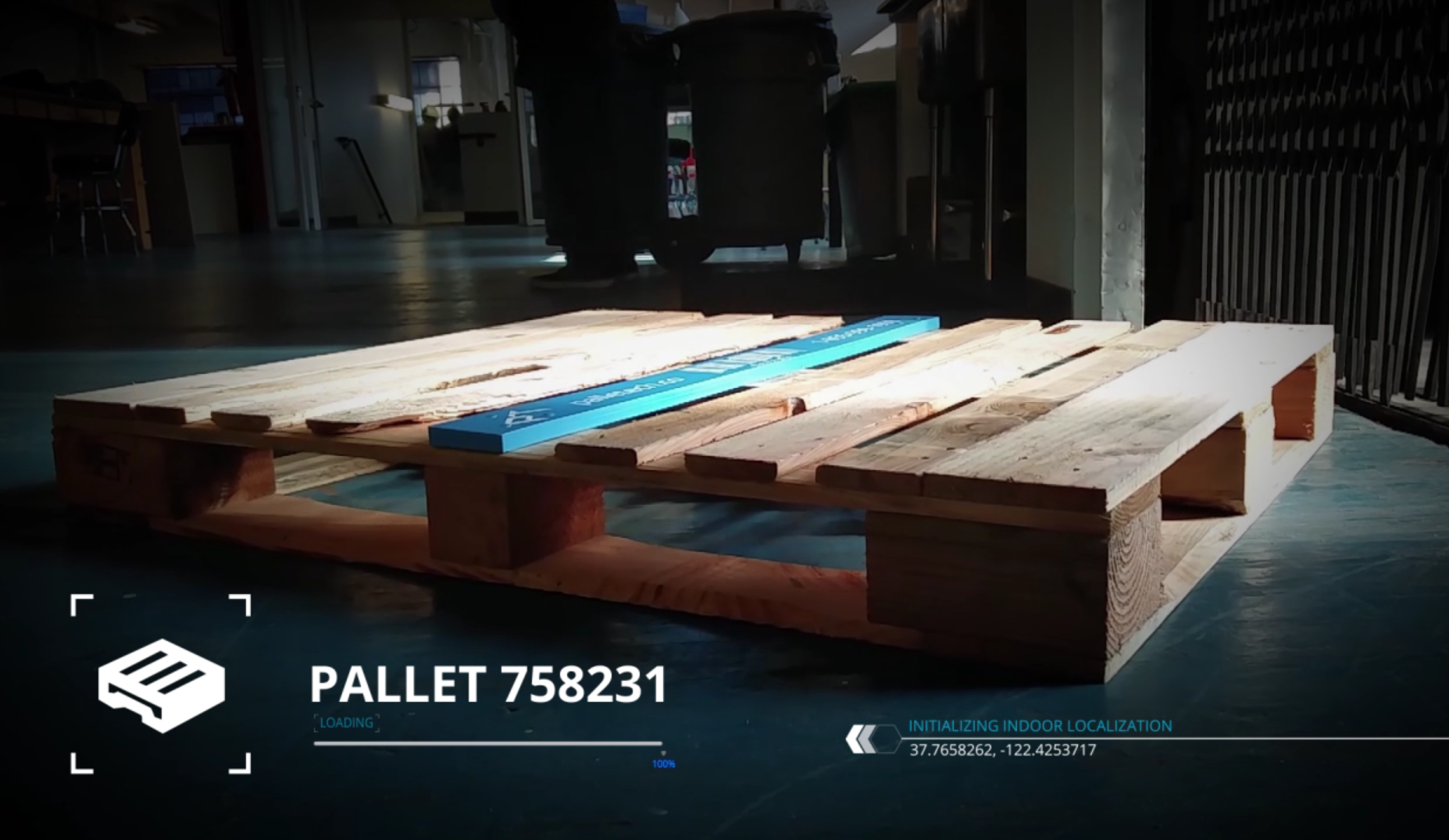 Image result for smart pallet technology